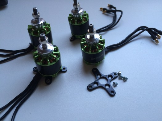 Moteurs brushless