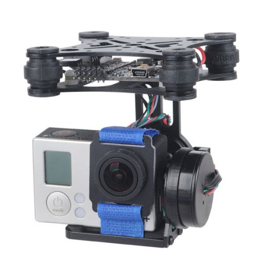 2-Axis-Brushless-Gimbal-Camera-Mount-with-32bit-Storm32-Controller-for-Gopro-3-4-Black