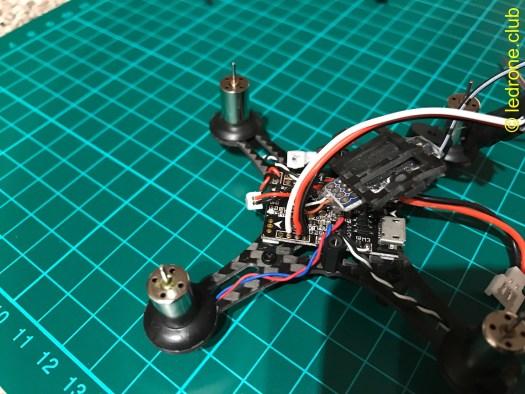 Bandeau LED sur UART3