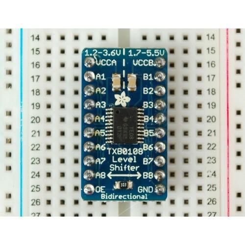 5v To 33v Logic Converter Little Leds