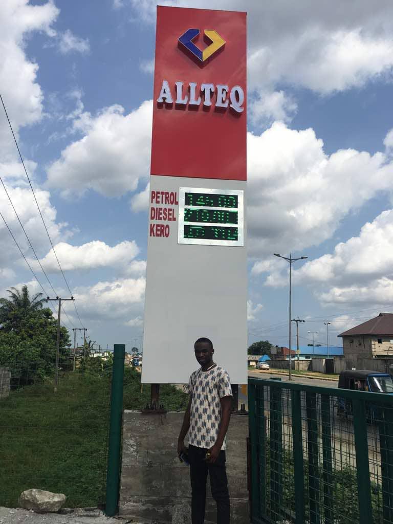 pylon signs in nigeria