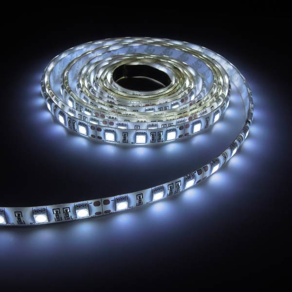 Led Strip Lights To Illuminate With Different Colors Tones