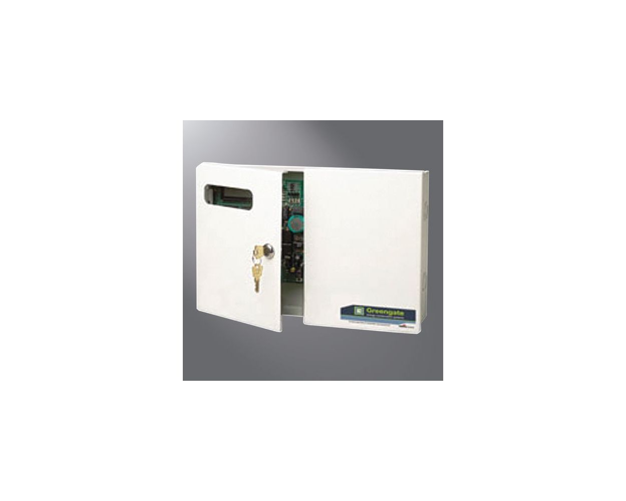 cooper greengate litekeeper 4 stand alone lighting control panel 277 vac normally open relays