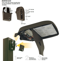 Hubbell Outdoor Lighting ASL LED Series - Area/Site/Road ...