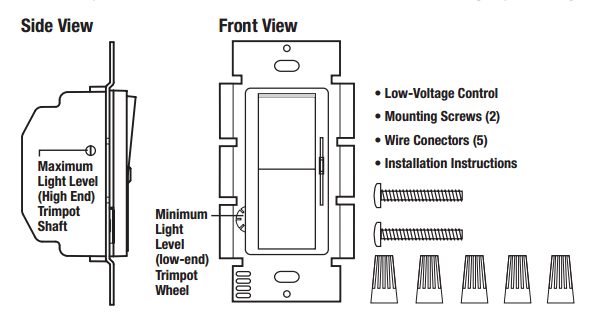 fluorescent dimming ballast wiring diagram