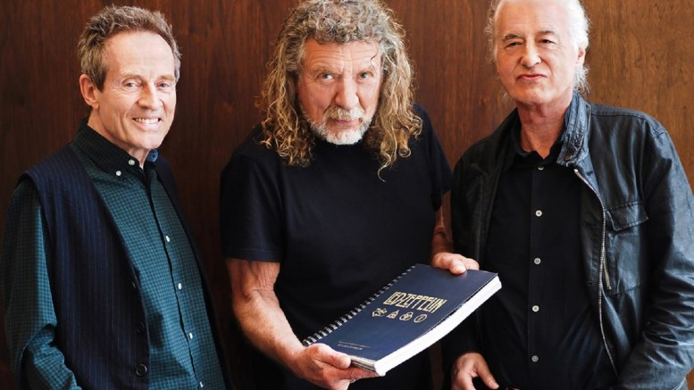 EXCLUSIVE: Led Zeppelin may be working on an online streaming