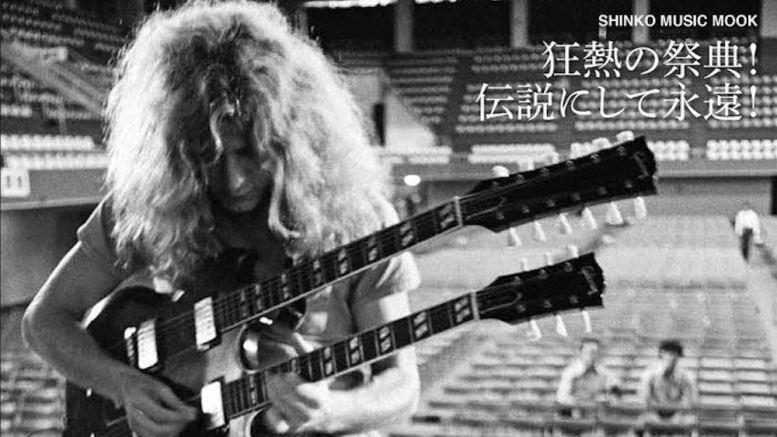 Led Zeppelin Live In Japan