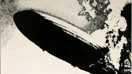 Led Zeppelin debut album