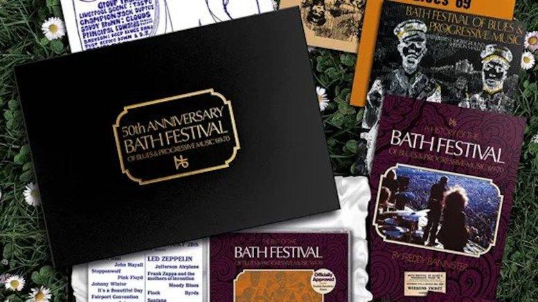 Bath Festival 1970 box set