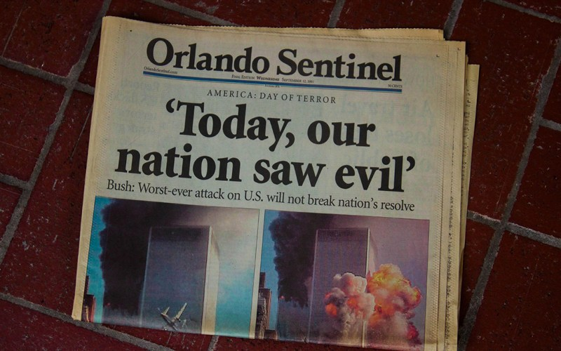 Remembering 9/11 & Lessons of Love & Sacrifice