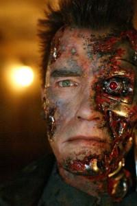 Terminator droid