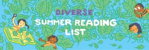 Diverse Summer Reading List