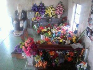 The Gravesite of Don Pedrito Jaramillo