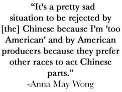 Anna May Wong quote
