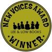 New Voices Award seal
