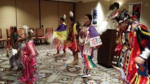 native american dancers