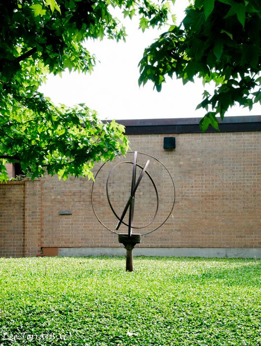 Sculpture in Dallas Gardens