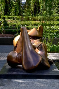 The Nasher Sculpture Center - Dallas Arts District: Henry Moore