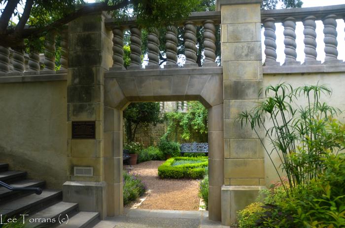 Poetry Garden Arboretum