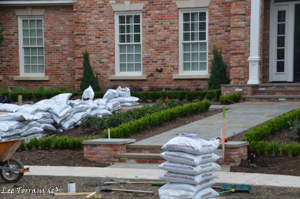 Preparing and augmenting your Texas soil for landscaping success.
