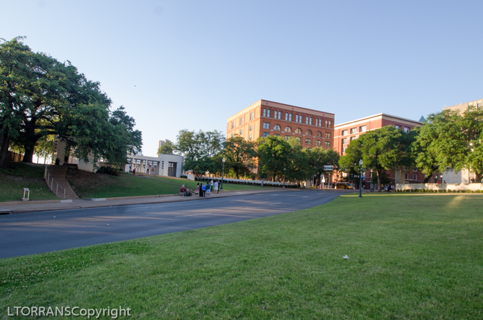 JFK Assassination / Lee Harvey Oswald / Dallas location