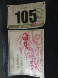 My Award Certificate