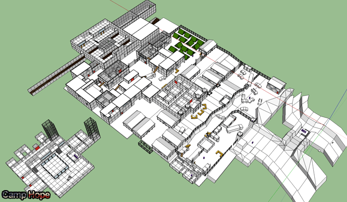 3D Level in Sketchup