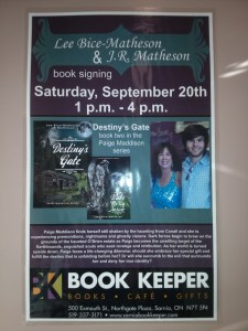 Book Keeper Poster2014