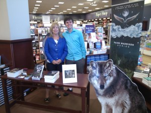 We are ready for the book lovers of Simcoe County and GTA.