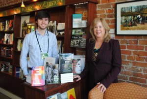 Proud Mom at one of our Independent Bookstore signings.