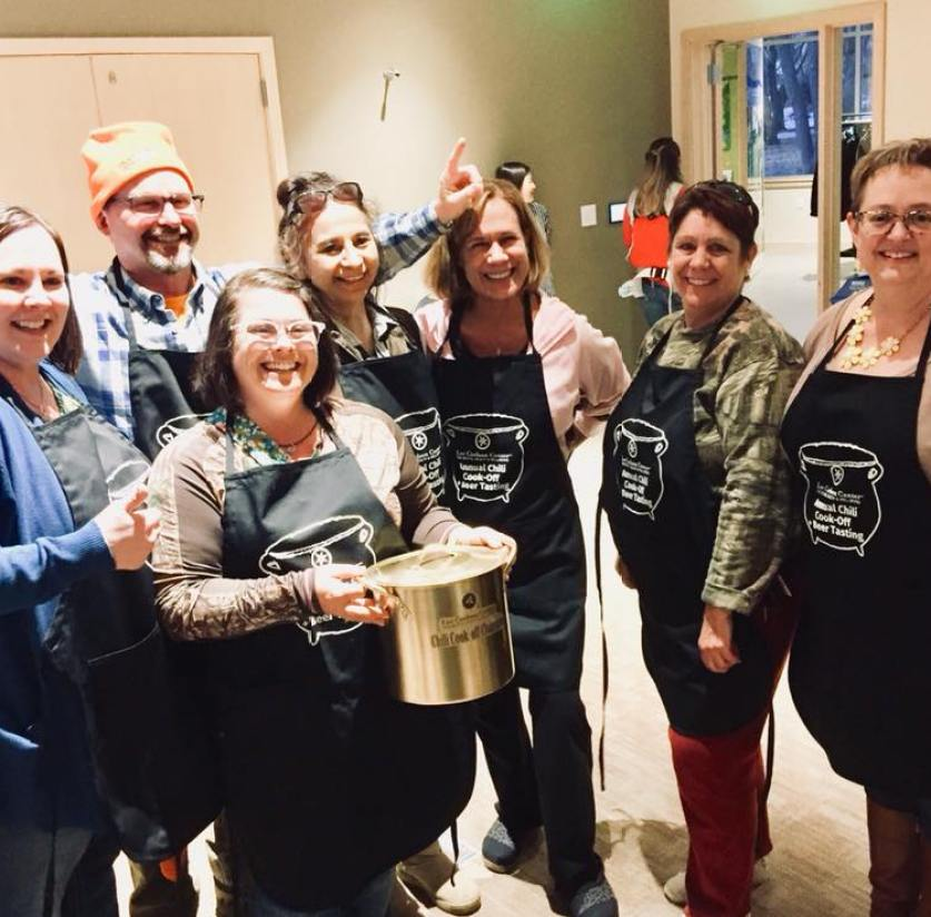 Annual Chili Cook-Off + Beer Tasting