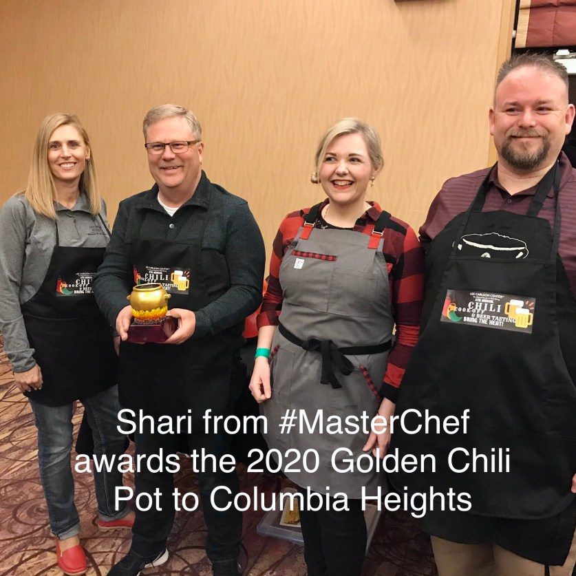 2020 Chili Cook-Off Recap