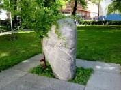 Olof Palme's tomb
