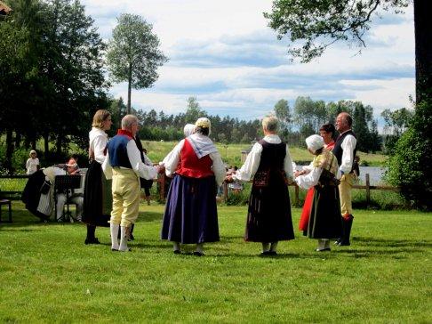 middle-west folk dance