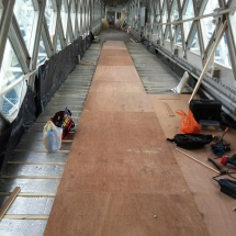 Tower Bridge London Floor Restoration - Lee Chapel Floors 3