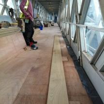 Tower Bridge Floor Restoration by Lee Chapel Floors Essex 5