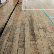 Floor Restoration Sports Hall Lee Chapel Floors Essex 5
