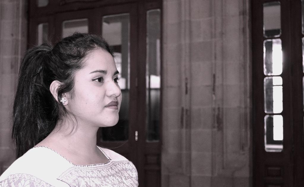 Nadia: la mujer pájaro