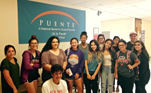 Putnte Project students