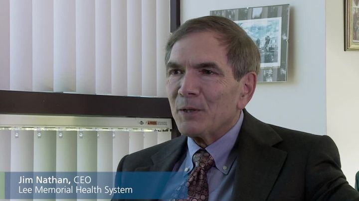 "Former Lee Health CEO: Free market healthcare is a ""real problem."""
