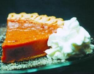 Image of a sweet potato pie