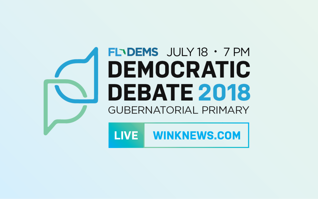 WATCH the Florida Democratic Governor's Debate