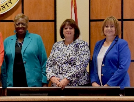 Three Democratic Woman Elected to Lee County School Board.
