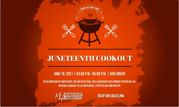 Juneteenth Cookout at FGCU