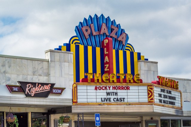 The Plaza Theatre, Atlanta: AFTER