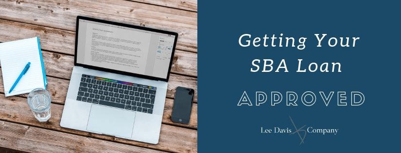 get your SBA Loan