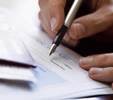 Bankruptcy petition preparer