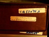 Random cassettes from 2007.