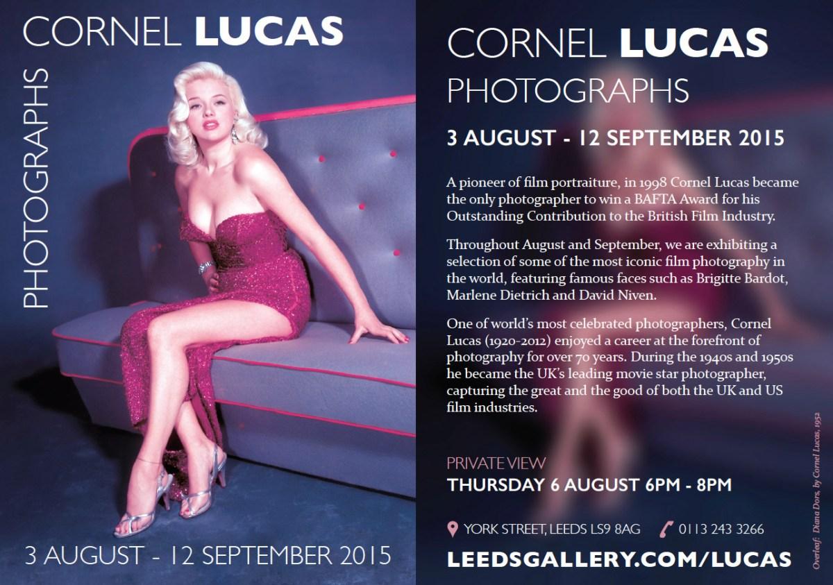 Cornel Lucas Photographs