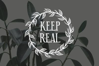 Keep Real at The Gallery at 164